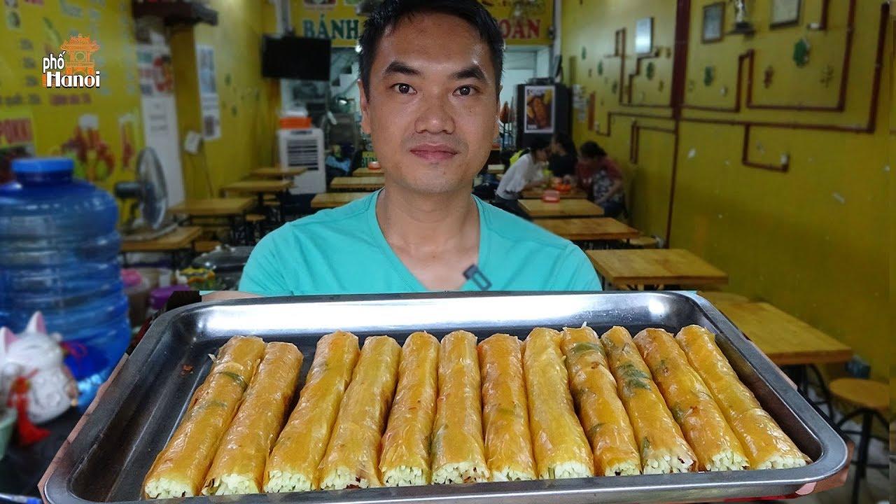 Bánh Tráng Trộn Cô Toàn có gì mà hút khách nhất Hà Nội #hnp