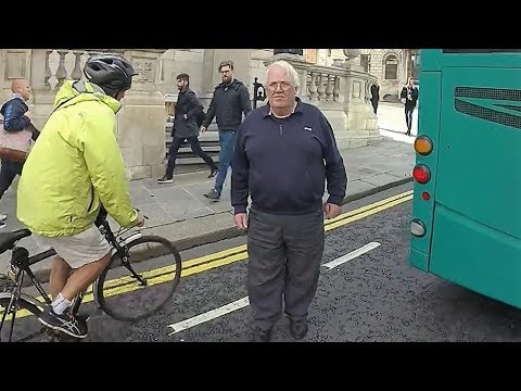 Cyclists Crashes, Near Misses & Crazy Angry Car Drivers [Cyclists Vs Road Rage Ep. 4]