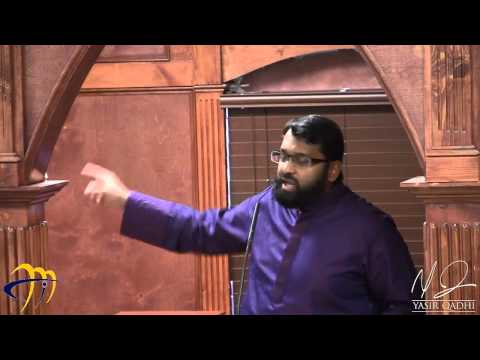 Khutbah: Signs of Day of Judgement & Local Civil Rights Issues ~ Dr. Yasir Qadhi | 15th August 2014