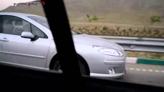 Peugeot 407 2.0 lit 4 speed auto vs Mazda 3 2010 2.0 lit 5 speed auto - rolling test 70kmph