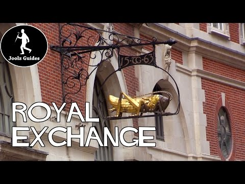 Lord Mayor's March and Royal Exchange - Learn London!