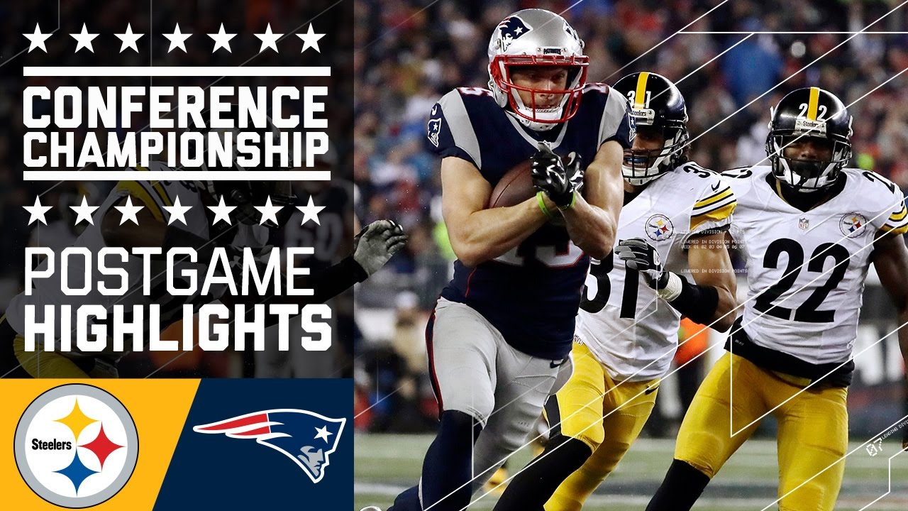 ff81add96 Steelers vs. Patriots | AFC Championship Game Highlights - YouTube