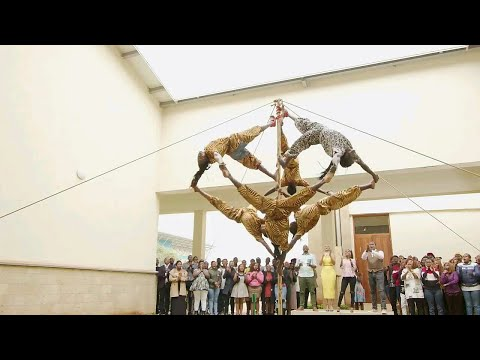 Famous Acrobatic Brothers Full Performance | East Africa's Got Talent | Africa's Got Talent