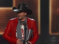 Aldean crowned entertainer of the year at ACM Awards