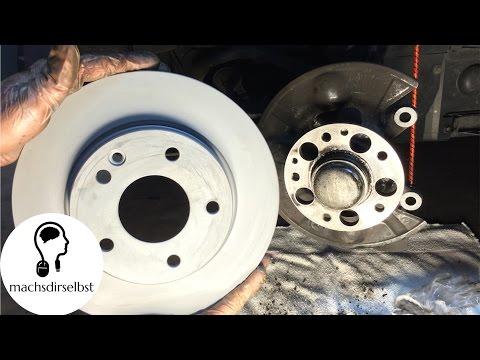 Bremsscheiben Bremsbeläge vorne vorderachse für Mercedes-Benz A-Klasse W168