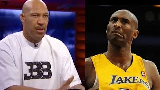 "LaVar Ball Says Lonzo ""Don't Need No Advice from Kobe Bryant"""