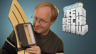 A Man with a Scan - Ben Heck