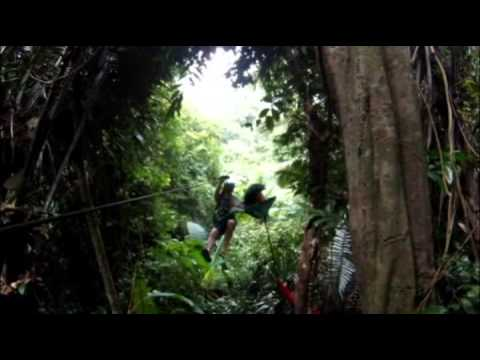Flying People Thailand - Cable Ride Highlights Reel by Cable Rides Asia