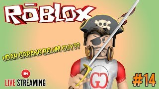 Live Streaming 🔴 #14-in the SEA WE SUCCEED!! -ROBLOX INDONESIA