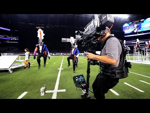 Behind the Scenes of a DCI Broadcast Production