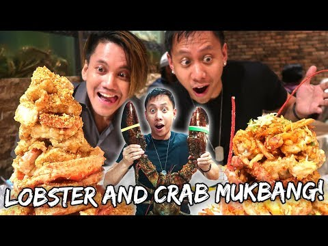 Fishman Lobster Club - The Best Lobster And Crab In Toronto   Vlog #627