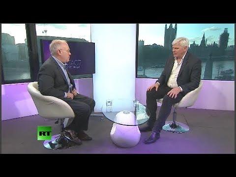 On Contact: Kristinn Hrafnsson of WikiLeaks