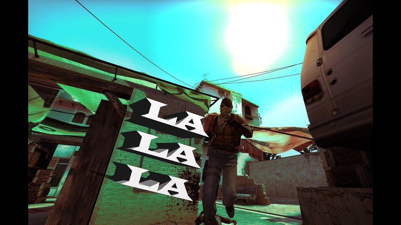 CS:GO MOVIE #2 | Lalala