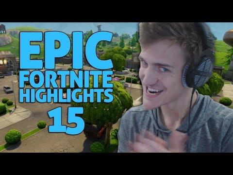 Ninja Fortnite Battle Royale Highlights 15 Youtube