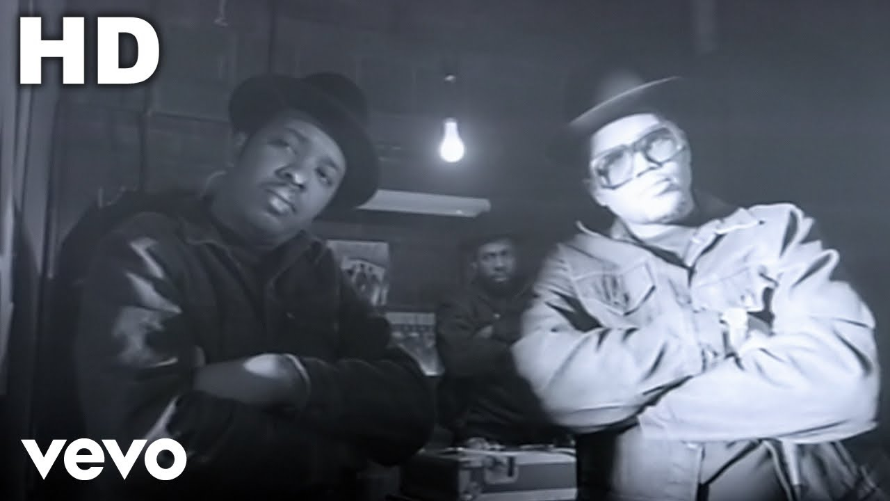 RUN DMC, Jason Nevins - It's Like That (Official HD Video)