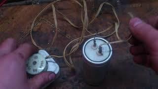 Agar bir boshlang'ich capacitor, tarmoq uchun sizga to'g'ridan-to'g'ri ulanish agar nima sodir bo'ladi.