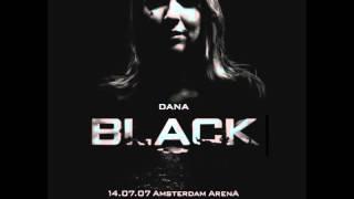 Dana Live @ Sensation Black 2007 Amsterdam Arena tracklist