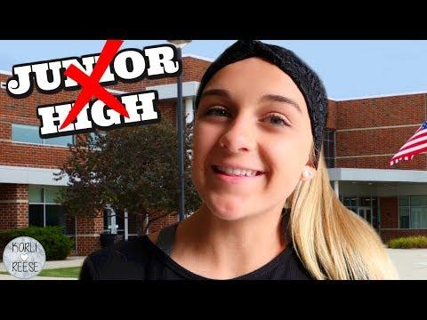 10 REASONS I WON'T MISS JUNIOR HIGH