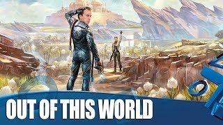 The Outer Worlds - Our Journey Begins!
