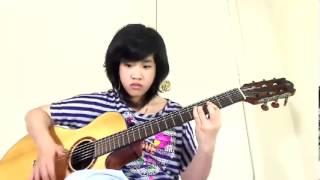 Nhỏ Ơi  - Virginia Nguyễn Guitar -  Loi Michael Chu