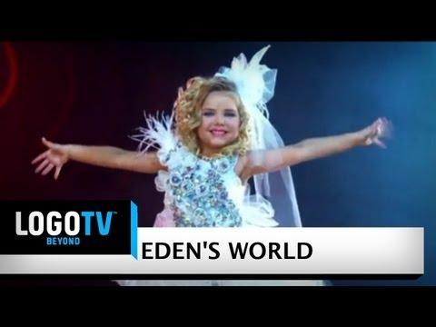 Eden Wood stars on Eden's World - New Series - Logo TV