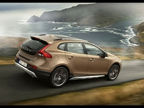 volvo v40 cross country ncelemesi youtube. Black Bedroom Furniture Sets. Home Design Ideas