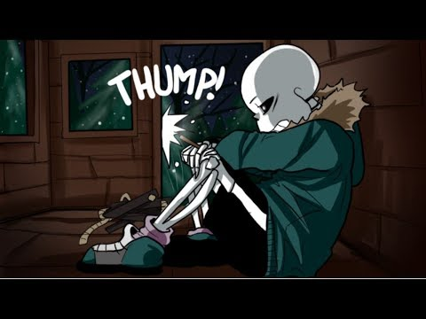 Sans, Gaster have bad days?【 Undertale Comic Dub】