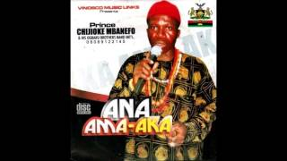 Chijioke Mbanefo Ana Ama-Aka - Biafran Highlife Music.mp3