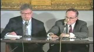 Mayor Giuliani signs 1998 NYC Domestic Partnership Bill(NY1)