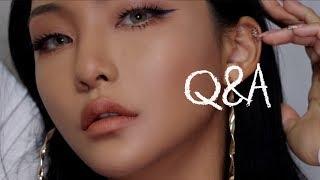 [ENG] 💌 blackface? 50만 기념 Q&A  수면용 영상 / 젤라 jella