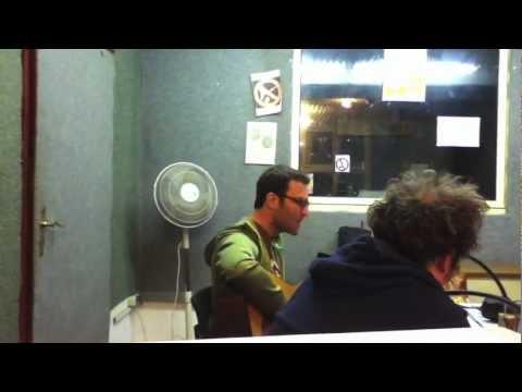 The Elephant Circus Orchestra feat Agnes Lepp und Keisha Rickets - Rude to Ya Live im Studio