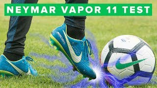 NEW NEYMAR BOOTS BETTER THAN THE OLD? | Nike Mercurial Vapor 11 Play Test
