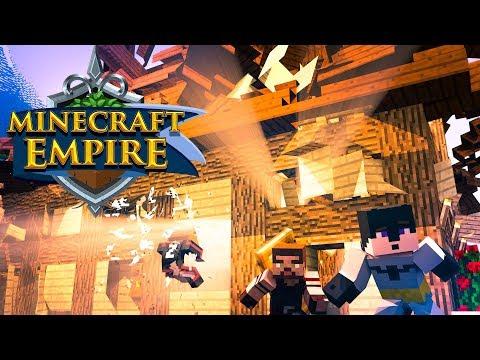 🕛 Das haben BAASTI & BALUI doch nicht WIRKLICH GETAN?! 🕛 - Minecraft Empire #143 | Gamerstime