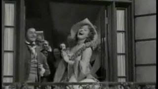 """""""Chansonette"""" from """"Naughty Marietta"""" (1935)"""
