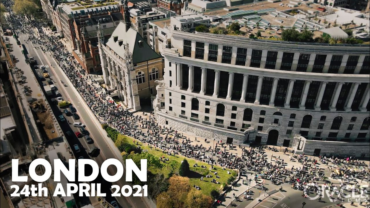 Humanity on its Feet | Oracle Films | London 24.04.2021
