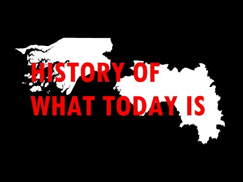 History of what today is: Guinea + Guinea-Bissau [#48]