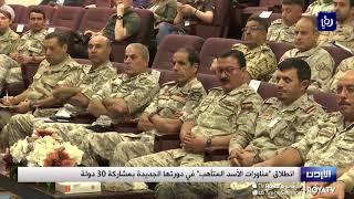 انطلاق مناورات الأسد المتأهب (25/8/2019)