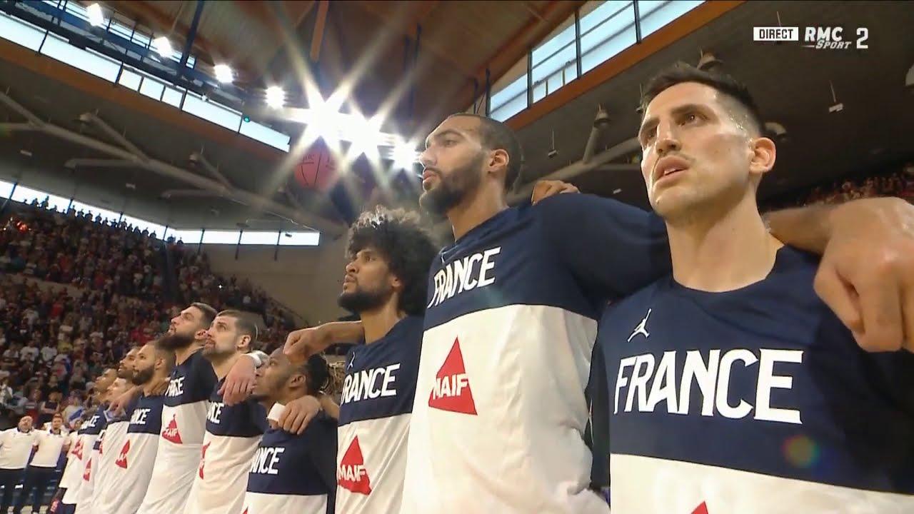 Fransa 69-74 TÜRKİYE Hazırlık Maçı 05/08/2019 Geniş Özet