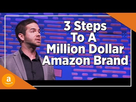 The 3 Step Plan To A Million Dollar Amazon Brand