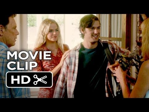 Endless Love Movie CLIP - David Arrives at the Lake House (2014) - Alex Pettyfer Movie HD