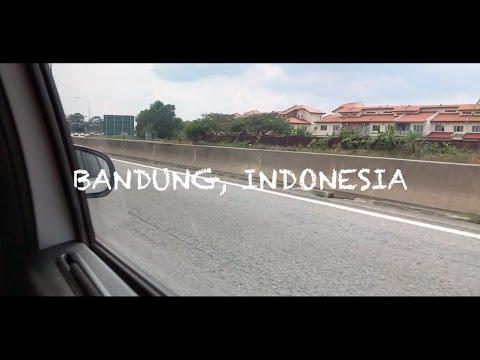 My trip to Bandung, Indonesia
