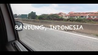 My Trip To Bandung, Indonesia