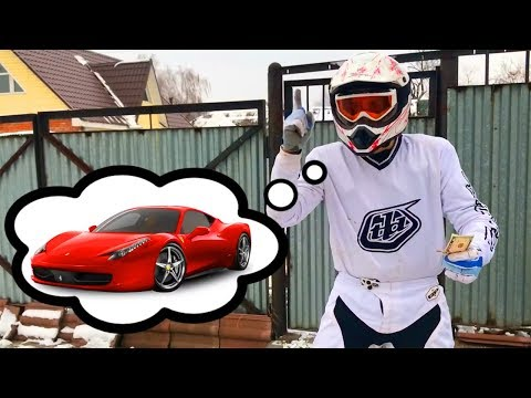 Compilation Funny Videos for Kids with a Motorcyclist on Motorcycle Yamaha & Mr. Joe on Car Camaro!