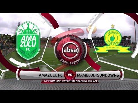 Absa Premiership 2018/19 | AmaZulu FC vs Mamelodi Sundowns ...