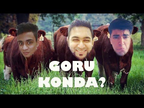 GORU KONDA? (Anaconda Bengali Cow Parody)
