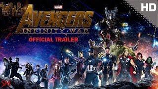 Мстители 3: Война бесконечности - русский тизер - трейлер. Avengers 3: Infinity war trailer.