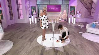 Katy Perry Ankle Strap Heeled Sandals- The Clara on QVC