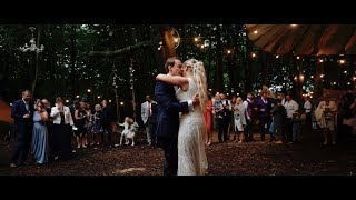Lila's Woods (Woodland Weddings) Wedding Video | Shona Nolan Photo and Video |  Dani & Rob