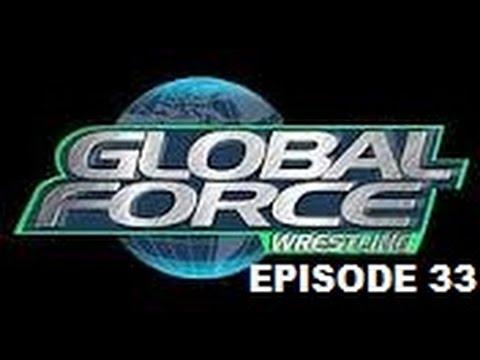 WWE 2K15 Episode 33 Global Force Wrestling Tuesday Night Global Impact