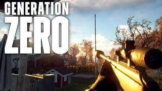 Generation Zero #07 | Der Luftschutzbunker | Gameplay German Deutsch thumbnail